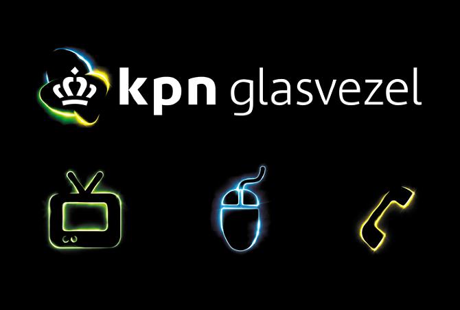 Zakelijk internet via KPN glasvezel
